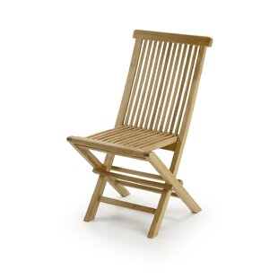 Review Loyola Folding Dining Chair