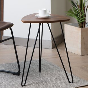 Pedro End Table by Union Rustic