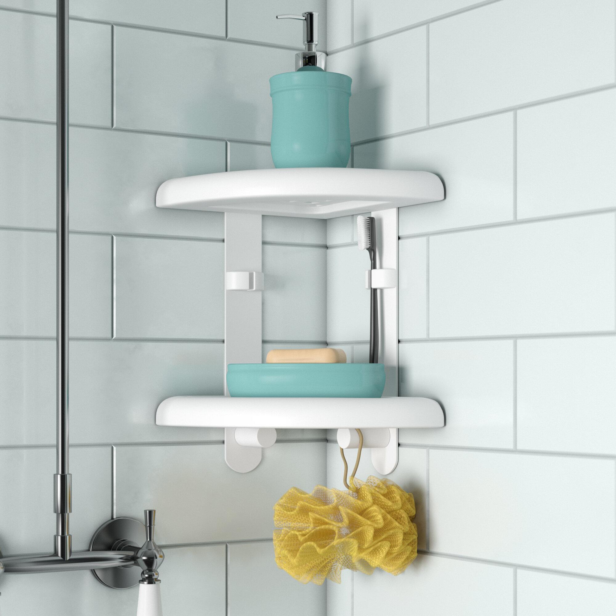 Plastic Shower Caddies You Ll Love In 2020 Wayfair