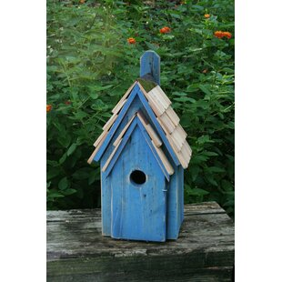 Heartwood Manor 16 in x 8 in x 8 in Bluebird House