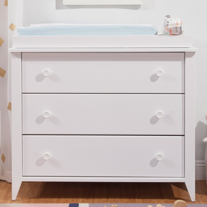 Sprout Changing Table Dresser