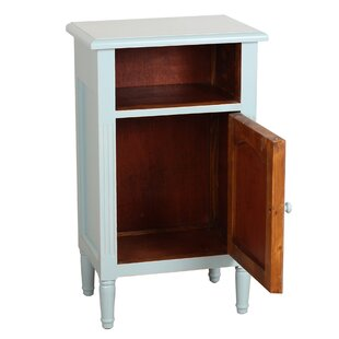 Zachary End Table With Storage