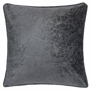 Allison Texture Indoor/Outdoor Velvet Throw Pillow by Mercer41 2019 Sale