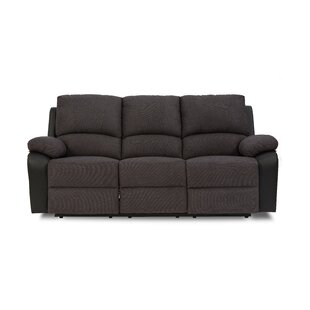 Weside 3 Seater Reclining Sofa By Mercury Row