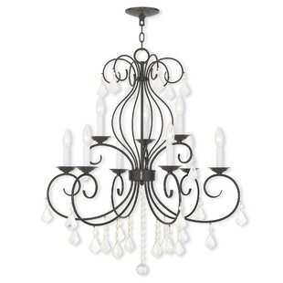 Dockray 9-Light Candle Style Chandelier by Astoria Grand