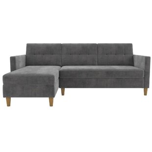Cool Brandi Reversible Sleeper Sectional Pabps2019 Chair Design Images Pabps2019Com