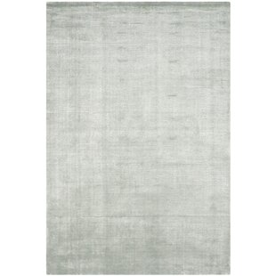 Best Reviews Wald Light Blue Area Rug By Mercer41