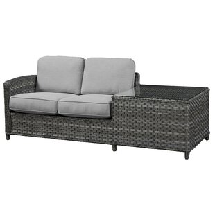 Loveseat with Cushion by Wildon Home?