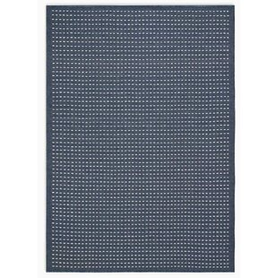 Best Choices Seattle Hand-Woven Charcoal/White Indoor/Outdoor Area Rug By Calvin Klein