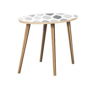 Joana End Table by Brayden Studio