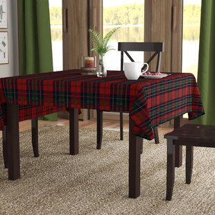 Beasley Plaid Tablecloth