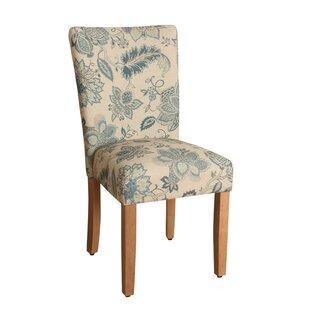 August Grove Gaillard Parsons Chair (Set of 2)