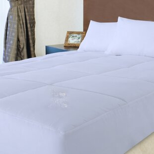 Stayclean Nanofibre Cotton Mattress Pad