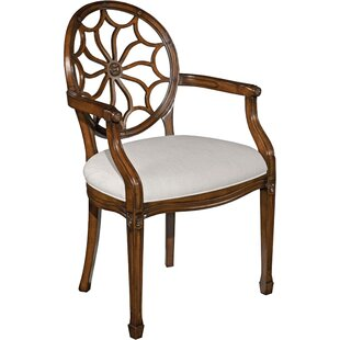 Hepplewhite Solid Wood Dining Chair by Wo..