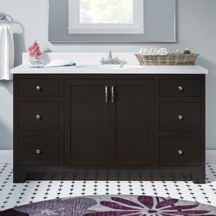 Steubenville 2-Door 49 Single Bathroom Vanity by Andover Mills