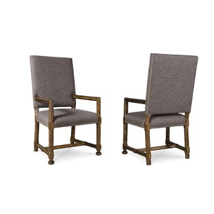 Darcy Uph Back Arm Chair (Set of 2) by On..