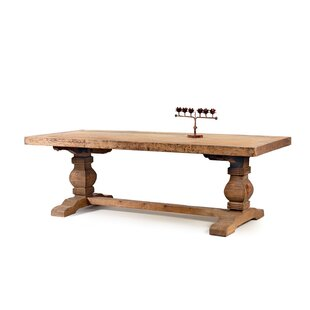 Loon Peak Aurelia Trestle Dining Table