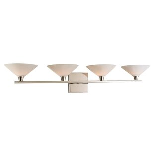 Kalco Galvaston 4-Light LED Va..