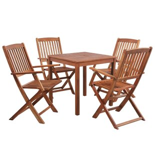 Caoimhe 4 Seater Dining Set By Sol 72 Outdoor