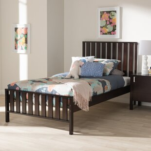 Purchase Jesusa Slat Platform Bed by Mack & Milo Reviews (2019) & Buyer's Guide