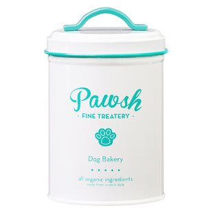 Pawsh 1.37 Qt. Pet Treat Jar by Tucker Murphy Pet Great price