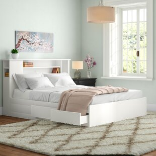 Vito Mates Queen Storage Bed