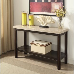 Reviews Mystras Console Table By Winston Porter
