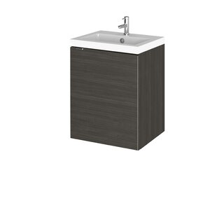 Maddalena 405mm Free-standing Single Vanity Unit By Hudson Reed