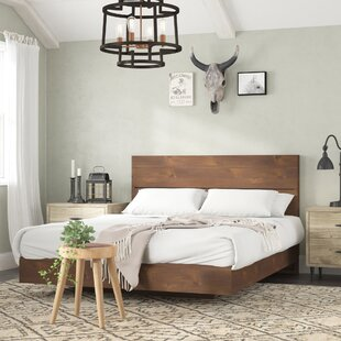 Lockheart Platform Bed