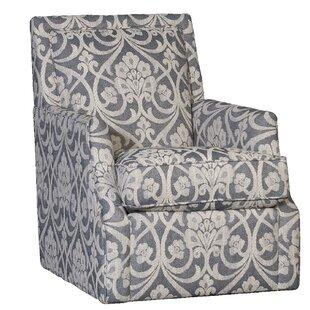 Darby Home Co Cruse Swivel Club Chair