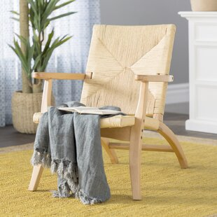 Read Reviews Bonaire Armchair by Beachcrest Home Reviews (2019) & Buyer's Guide