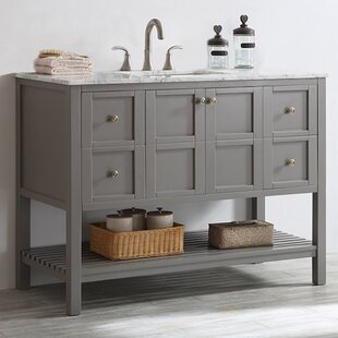 Caldwell 48 Single Bathroom Vanity Set