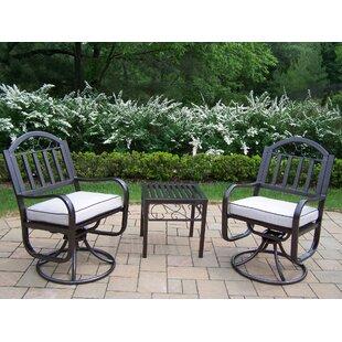 Lisabeth Patio Chair with Cushion