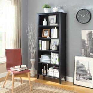 Gartman Large Standard Bookcase Winston Porter