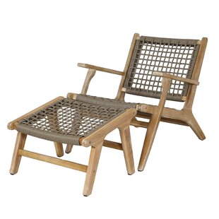 Mal Garden Chair With Cushion Image