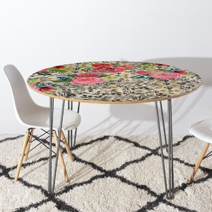 Marta Barragan Camarasa Flowered Nature Dining Table