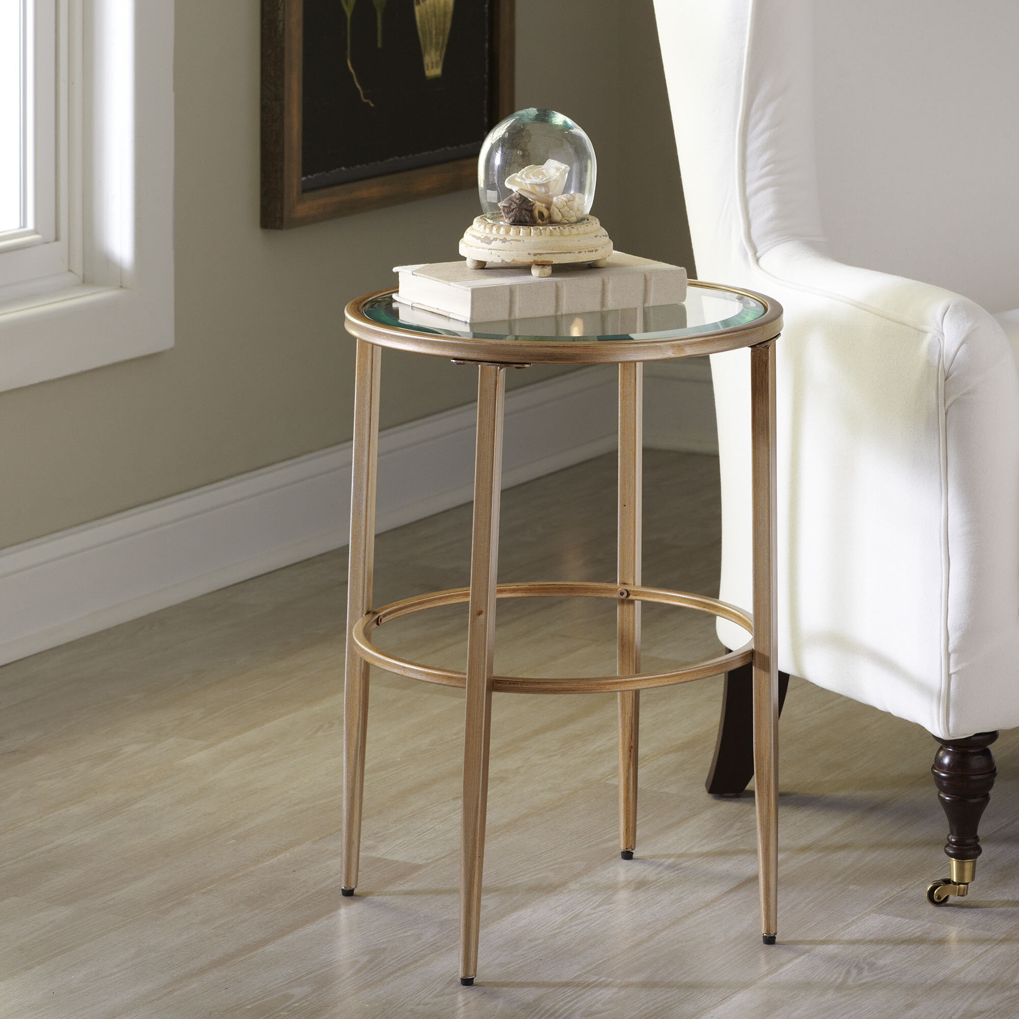Good Nash Round Side Table