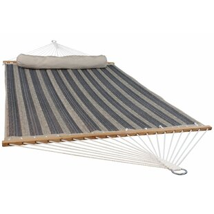 Ira Quilted Fabric Tree Hammock by Millwood Pines