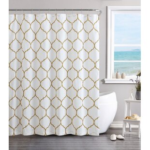 Laelia Vinyl Shower Curtain By Willa Arlo Interiors