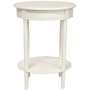 Adelphi End Table by Charlton Home