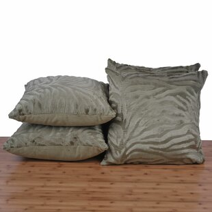 Mullis Embossed Throw Pillow
