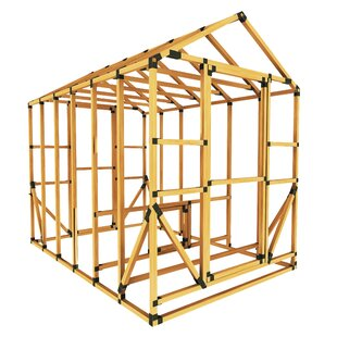 E-Z Frame Chicken Coop And Run Kits With Chicken Run By E-Z Frames