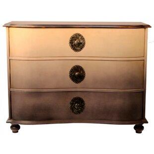 World Menagerie Kymani 3 Drawer Dresser