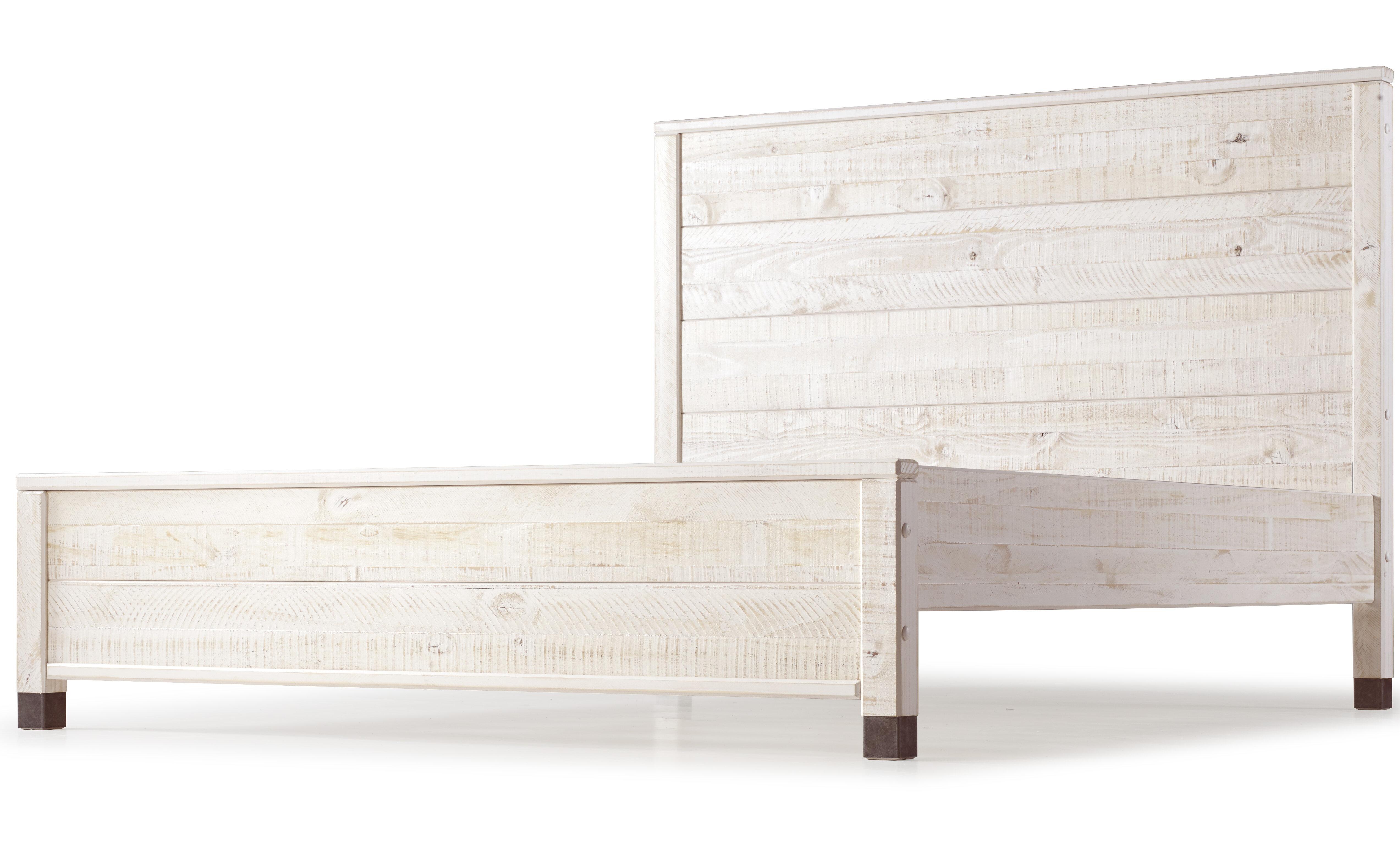 Bedias Solid Wood Platform Bed Reviews Allmodern