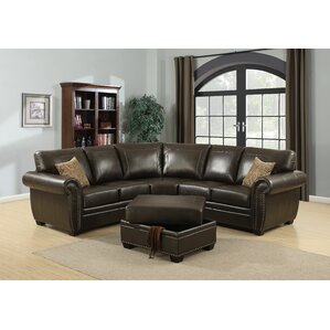 Gerhardt Sectional by Darby Home Co