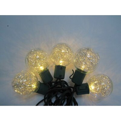 Queens of Christmas Standard LED Light Bulb (Set of 2) Colour: Warm White