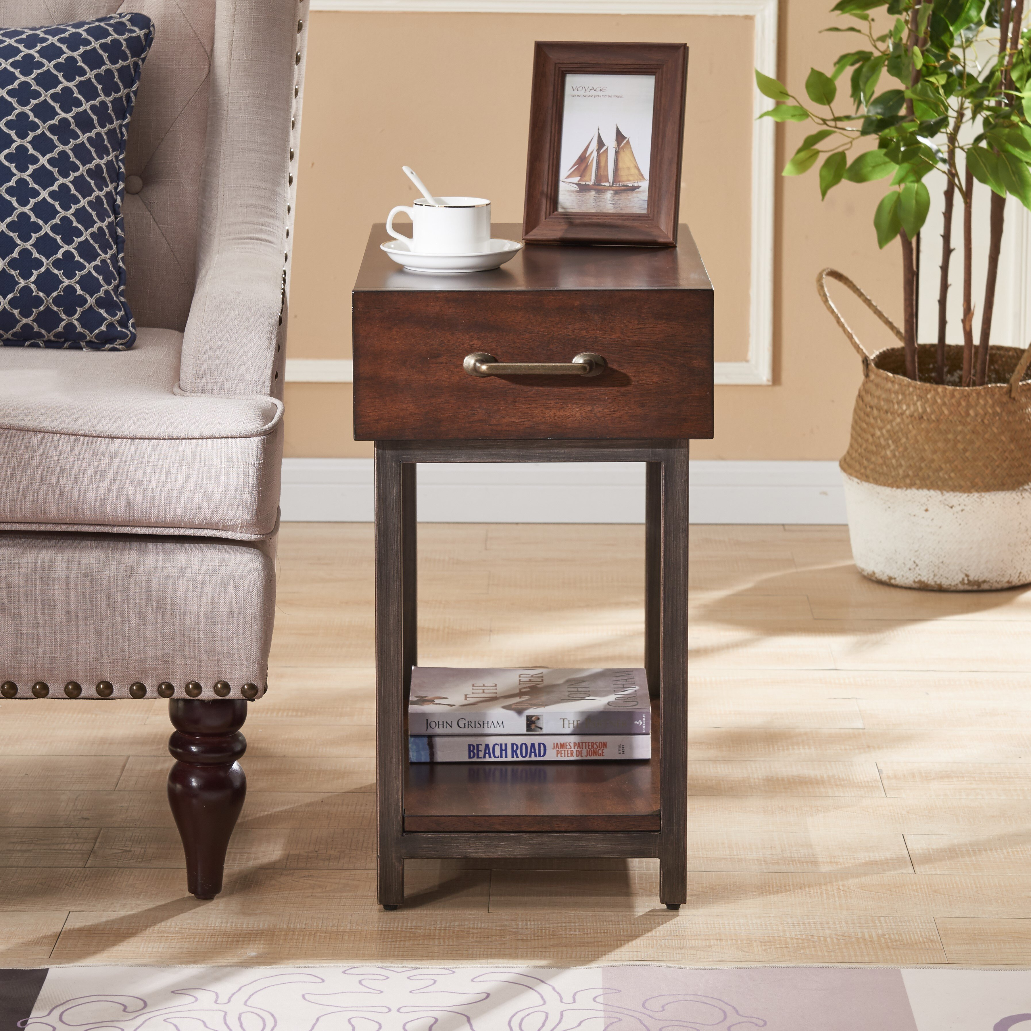 Canora Grey End Side Tables You Ll Love In 2021 Wayfair