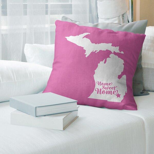 East Urban Home Home Sweet Pillow Wayfair