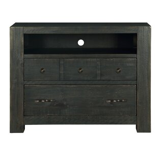 Harriet Bee Fairman 2 Drawer Media Chest