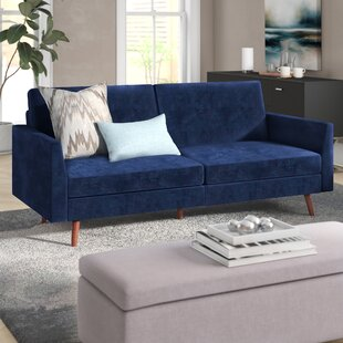 Michaela Convertible Sofa by Trule Teen